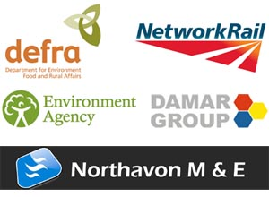 Companies we work with in Civil Engineering